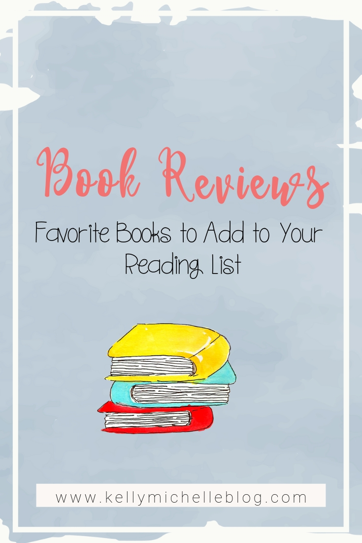 Favorite and recommended books to add to your yearly reading list.