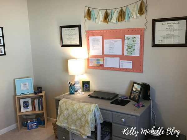 Bulletin Board DIY