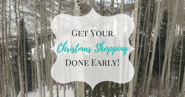 Use the Wunderlist App to get Christmas shopping done early!