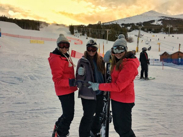 Breckenridge Vacation skiing