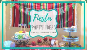 Fiesta Themed Party- Decoration and food ideas for a mexican themed party