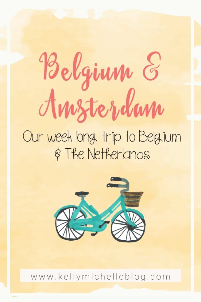 Our first European roadtrip to Belgium & The Netherlands. We traveled with our two dogs and explored as much as we could be foot and FREE!