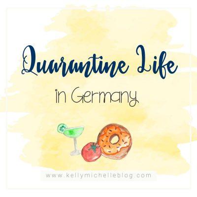 Quarantine Happenings